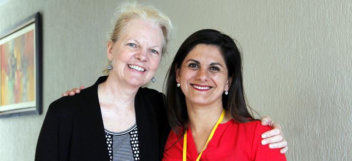 Docente participó en I curso internacional de comunicación en salud