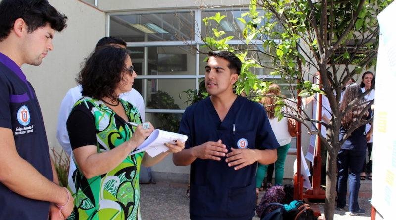 Alumnos de Facultad de Medicina estudiaron salud de pares en Sede Coquimbo