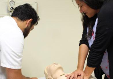 Facultad de Medicina UCN capacitó a funcionarios de postas rurales