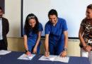 Internos de Medicina firmaron convenio Pre Falmed