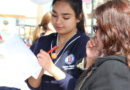 Docentes y estudiantes celebraron Día de la Enfermería junto a la comunidad
