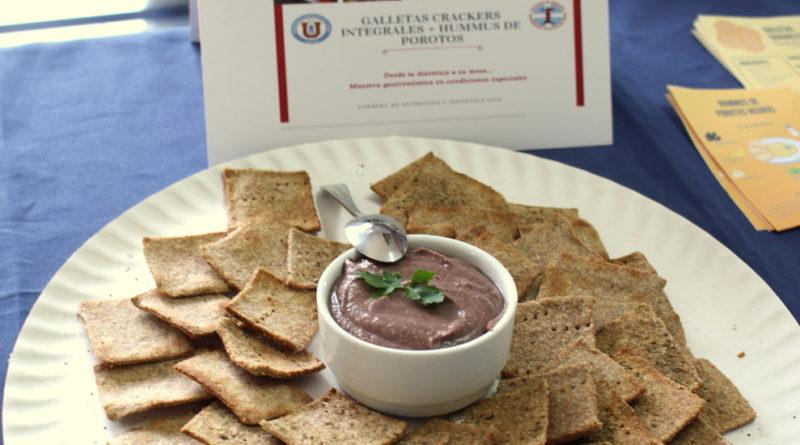 Estudiantes de Nutrición presentaron recetas creadas para pacientes en condiciones especiales