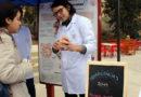 Estudiantes de Medicina explicaron la Neurociencia de la vida cotidiana
