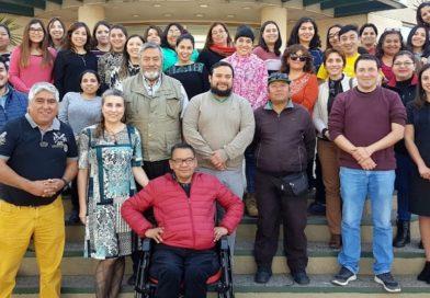 Con enfoque en el Curso de Vida, docentes UCN capacitaron a profesionales de APS de La Serena