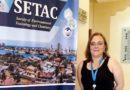 Académica participó en Congreso Iberoamericano de toxicología y química ambiental