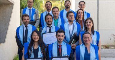 Nuevos médicos especialistas de la UCN apuestan por mejorar la red de salud regional