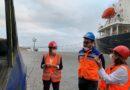 Enfermería UCN desarrolla asesoría preventiva de COVID-19 a Terminal Puerto Coquimbo