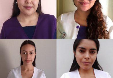 Estudiantes de Nutrición presentaron investigación en Congreso Interamericano de Psicología